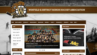 Winfield Minor Hockey